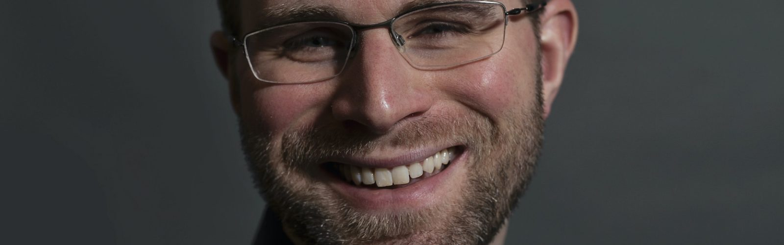 Karl smiling